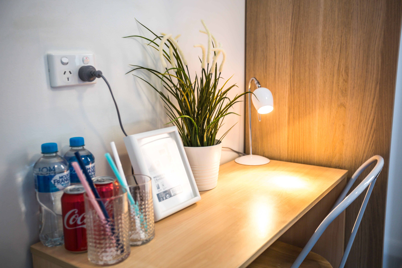 Desk in Private Room