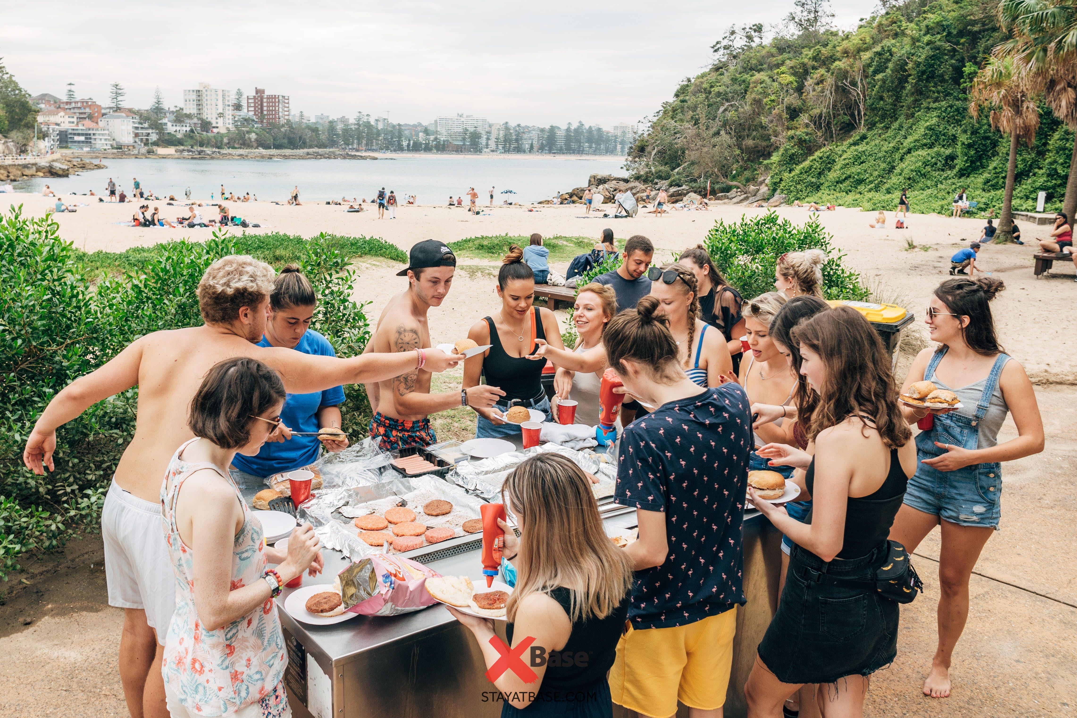 Manly Beach BBQ