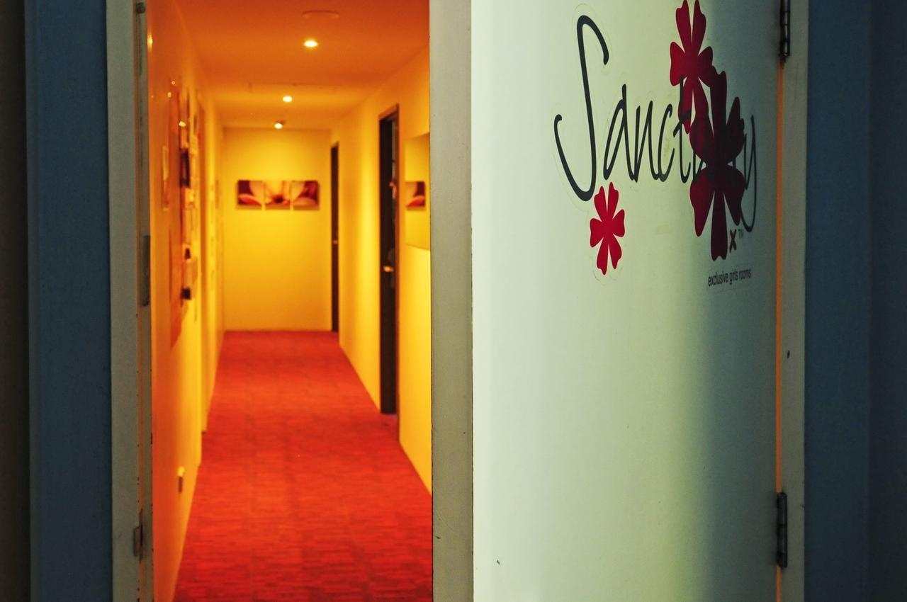 Base墨尔本背包客旅馆的女生房间