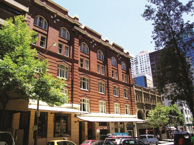 Base Sydney Building