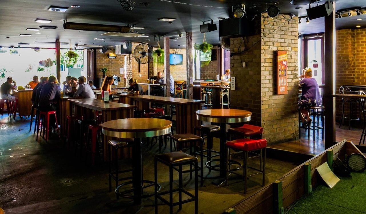 布里斯班的酒吧
