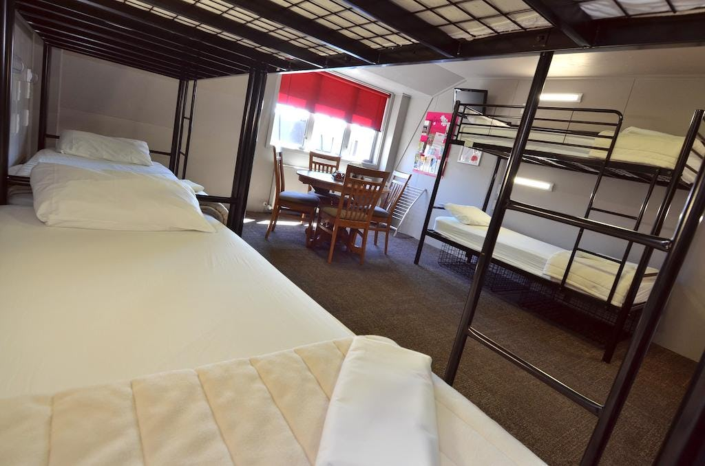 Base瓦纳卡背包客旅馆
