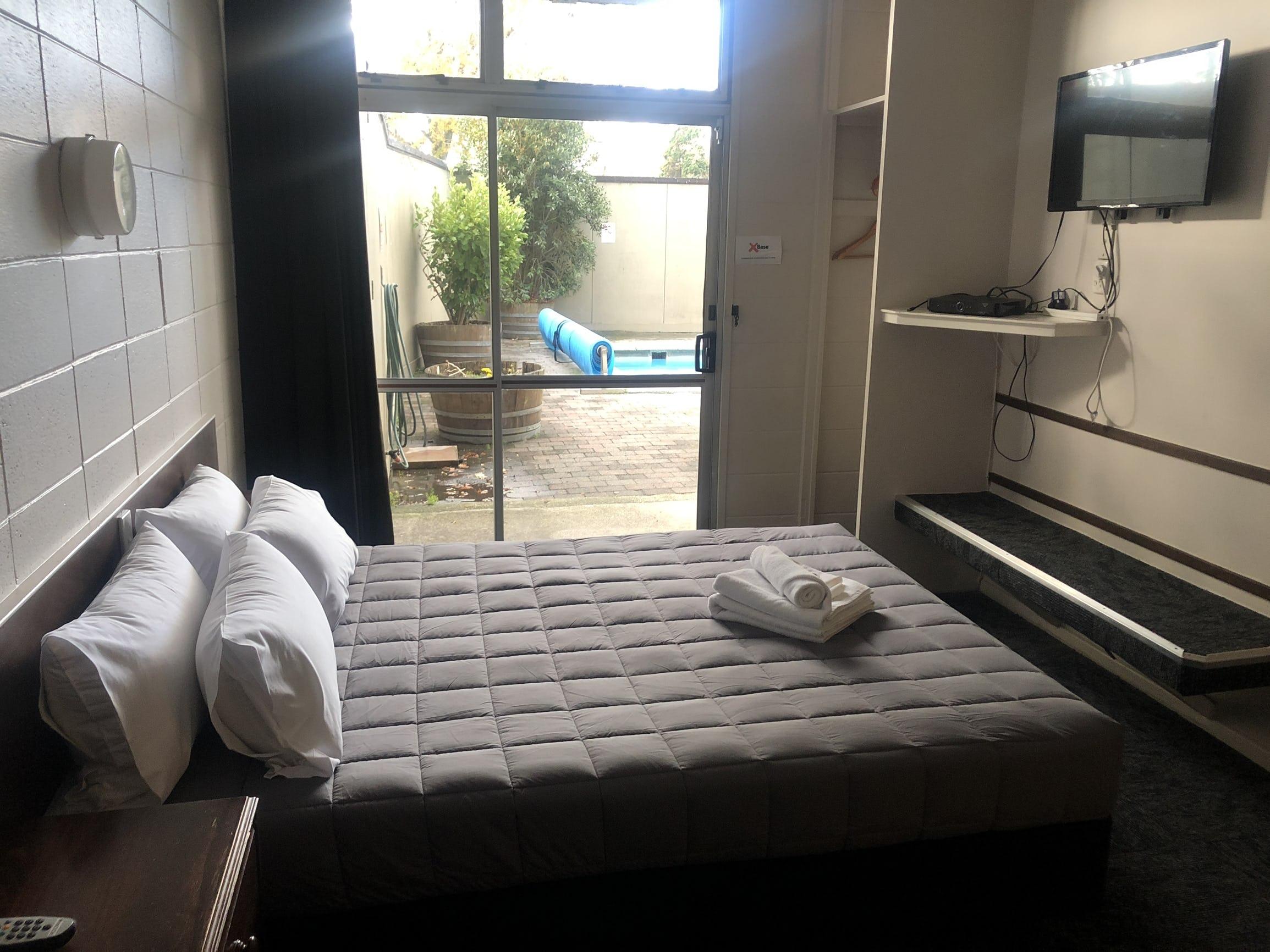 私人大床双人套房