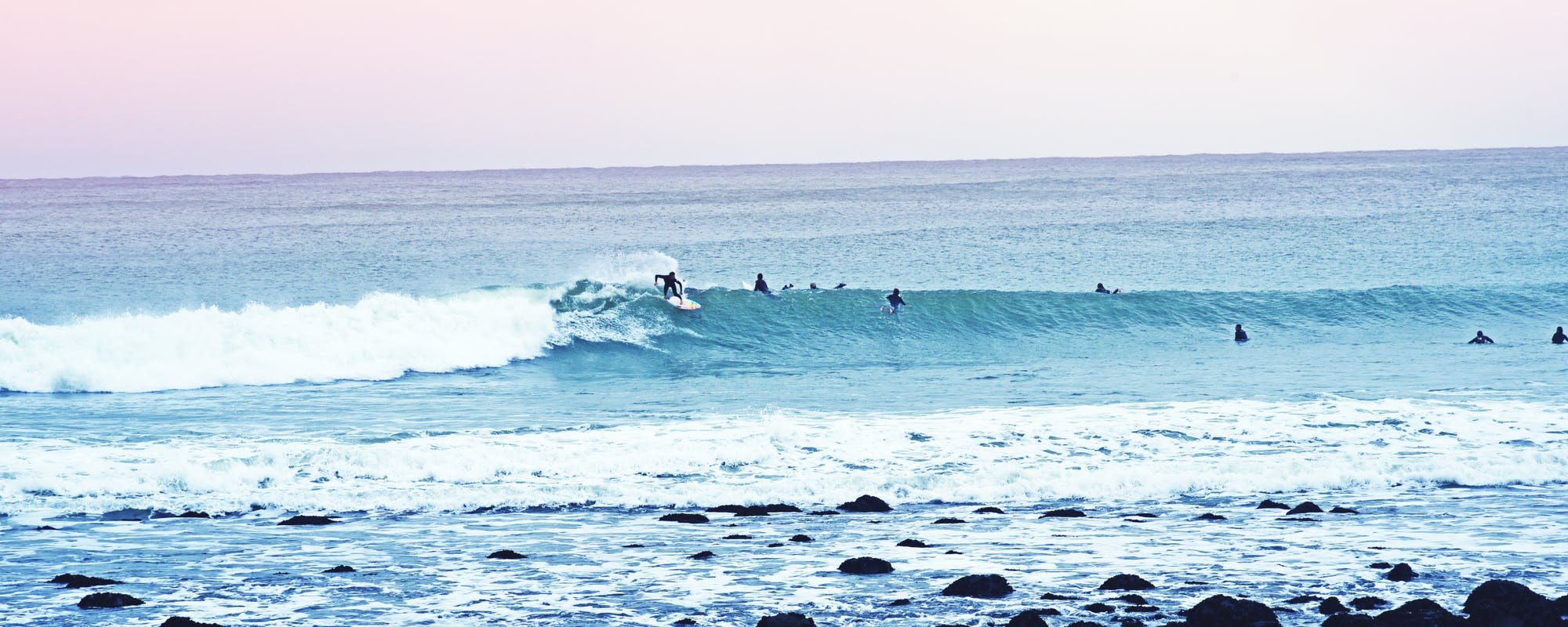 manu bay great for surfers