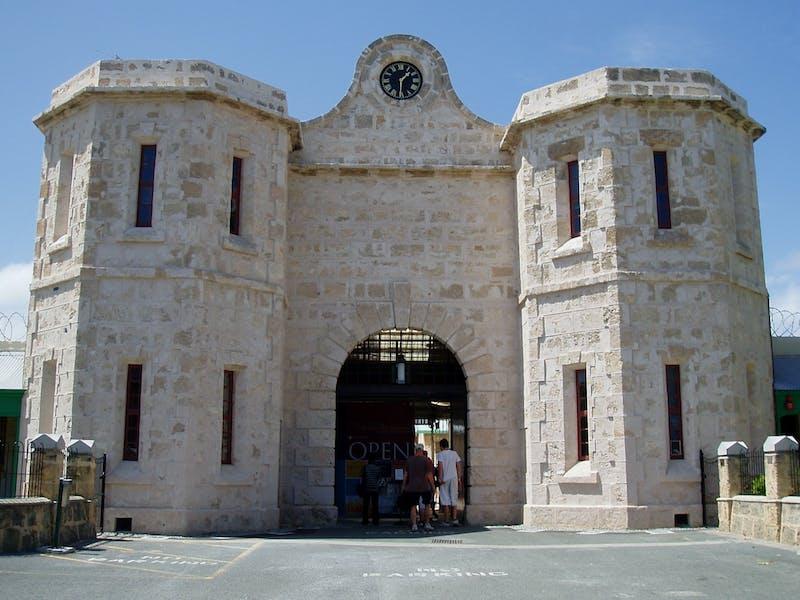 perth in four days - fremantle prison