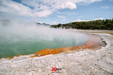 unusual places in new zealand wai o tapu rotorua activities