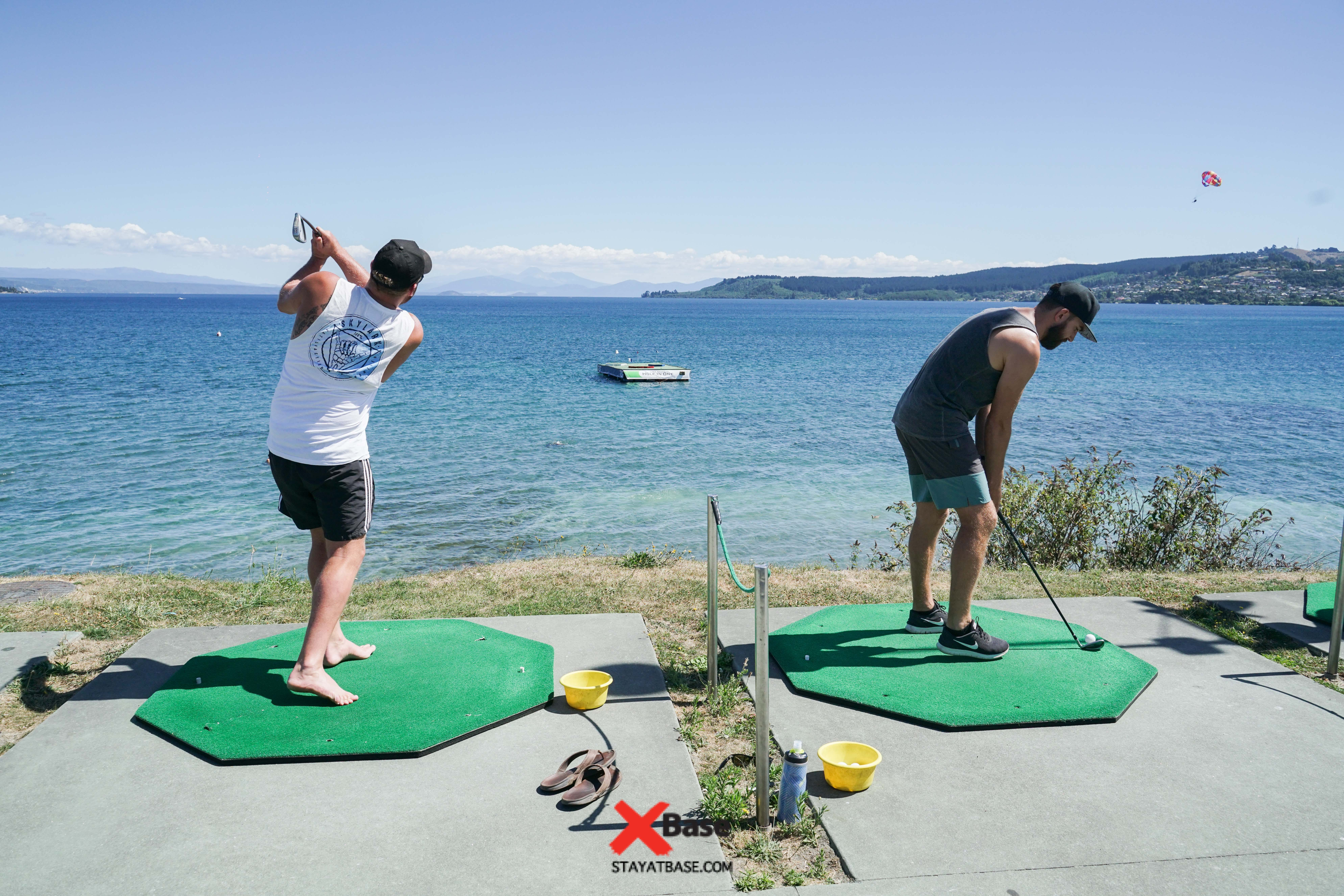 hole in one taupo