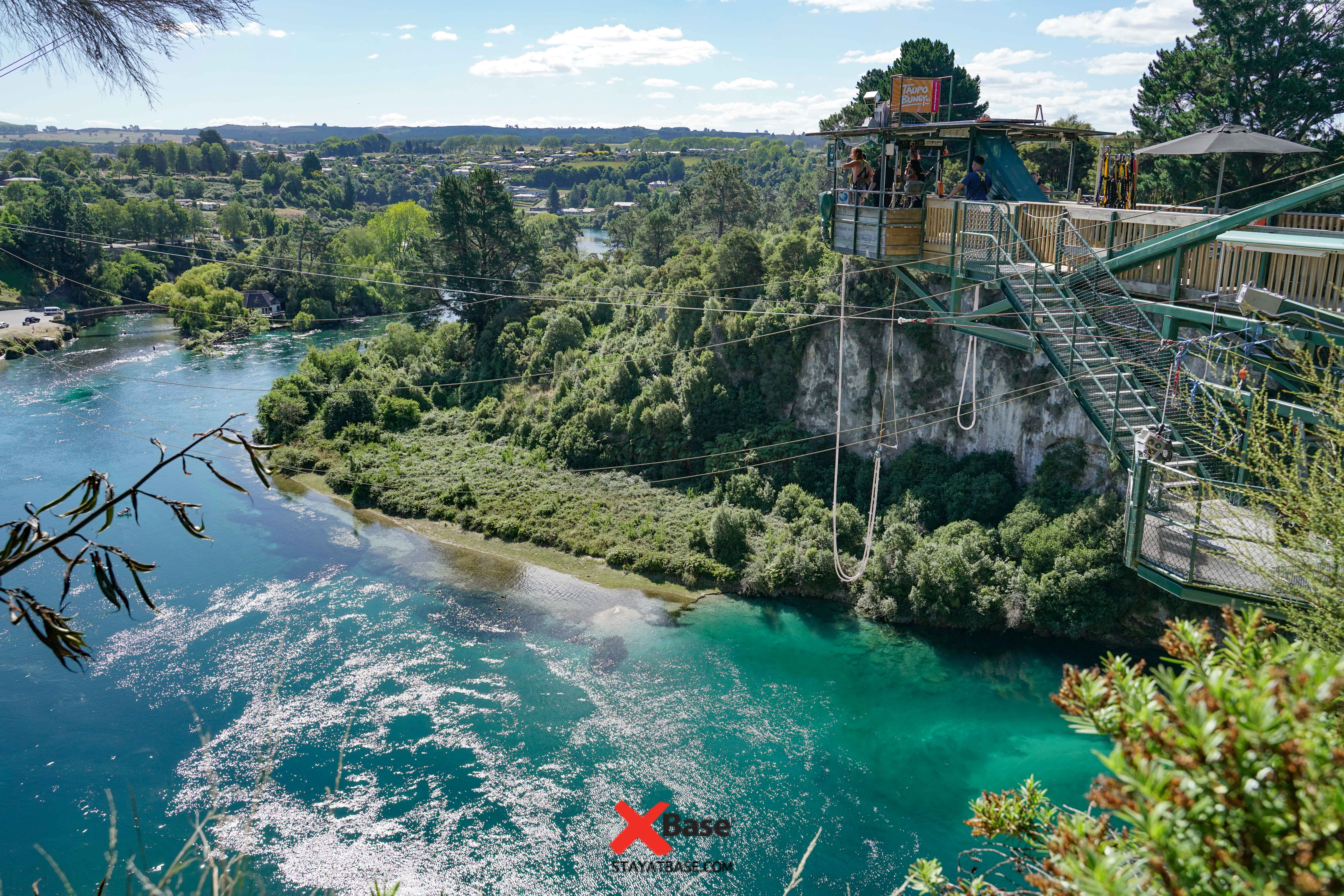 Queenstown Bungy Thrillogy