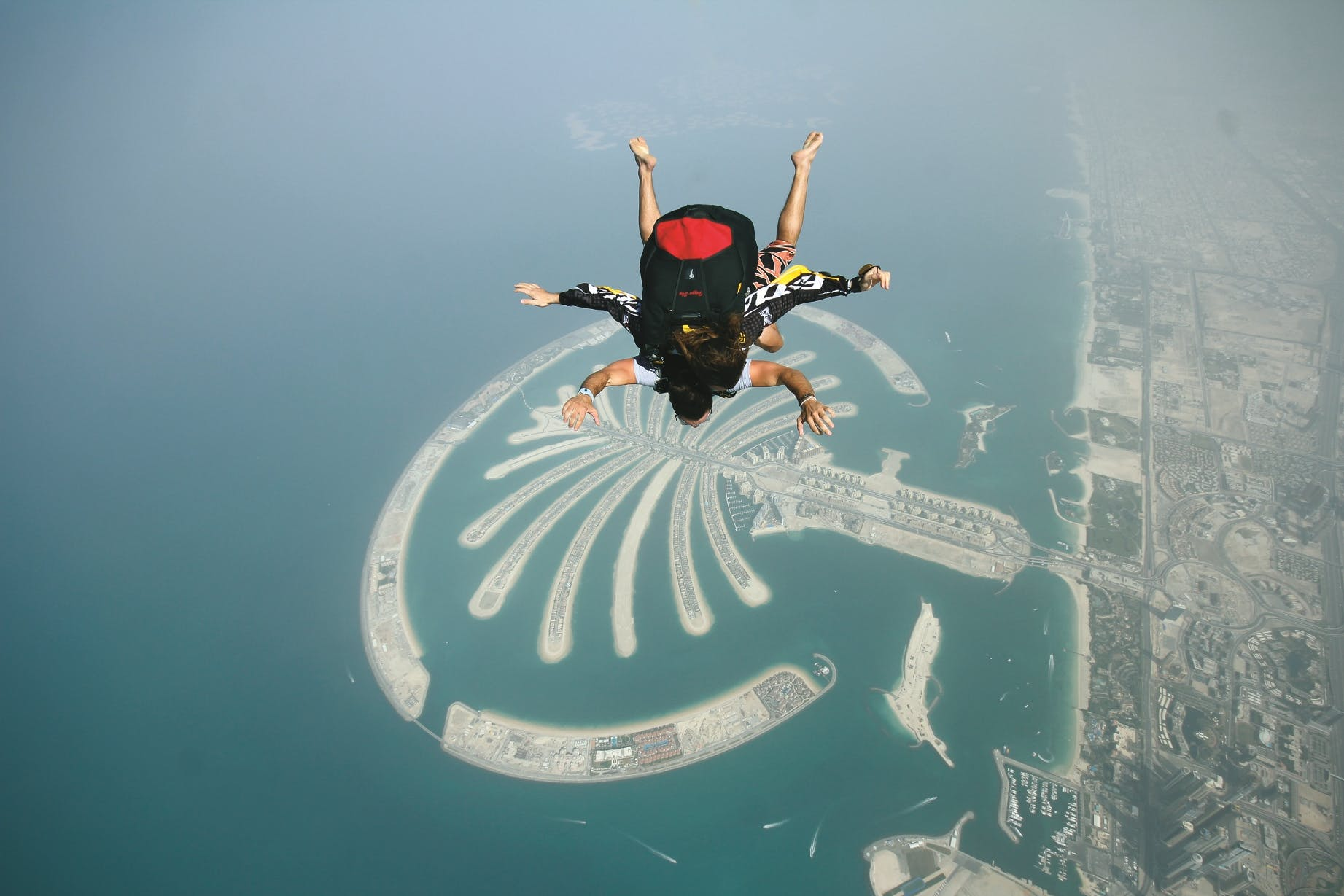 scenic places to skydive