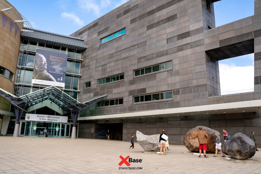 Wellingtons Te Papa museum reopens after earthquake