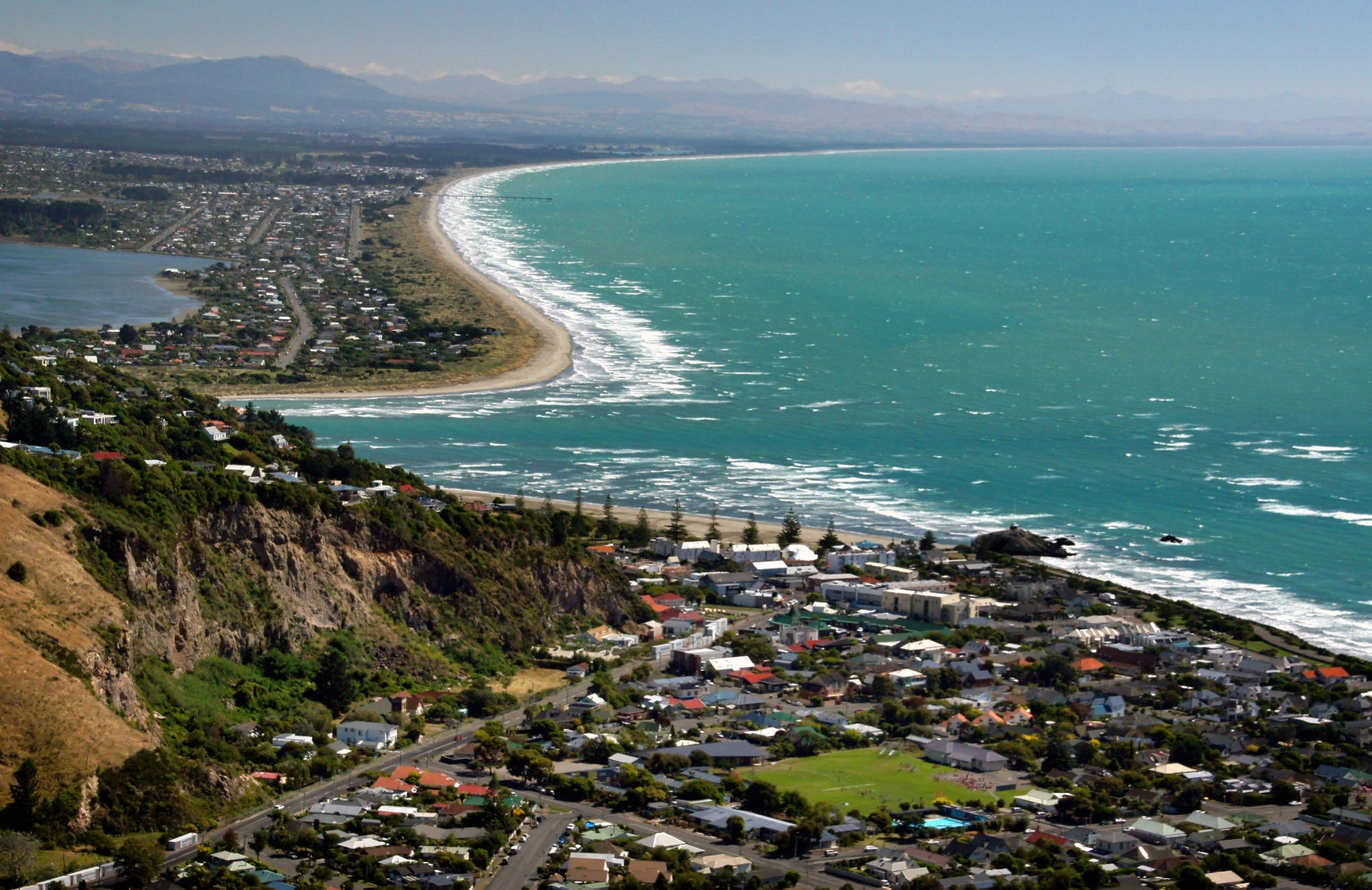 sumner beach and village