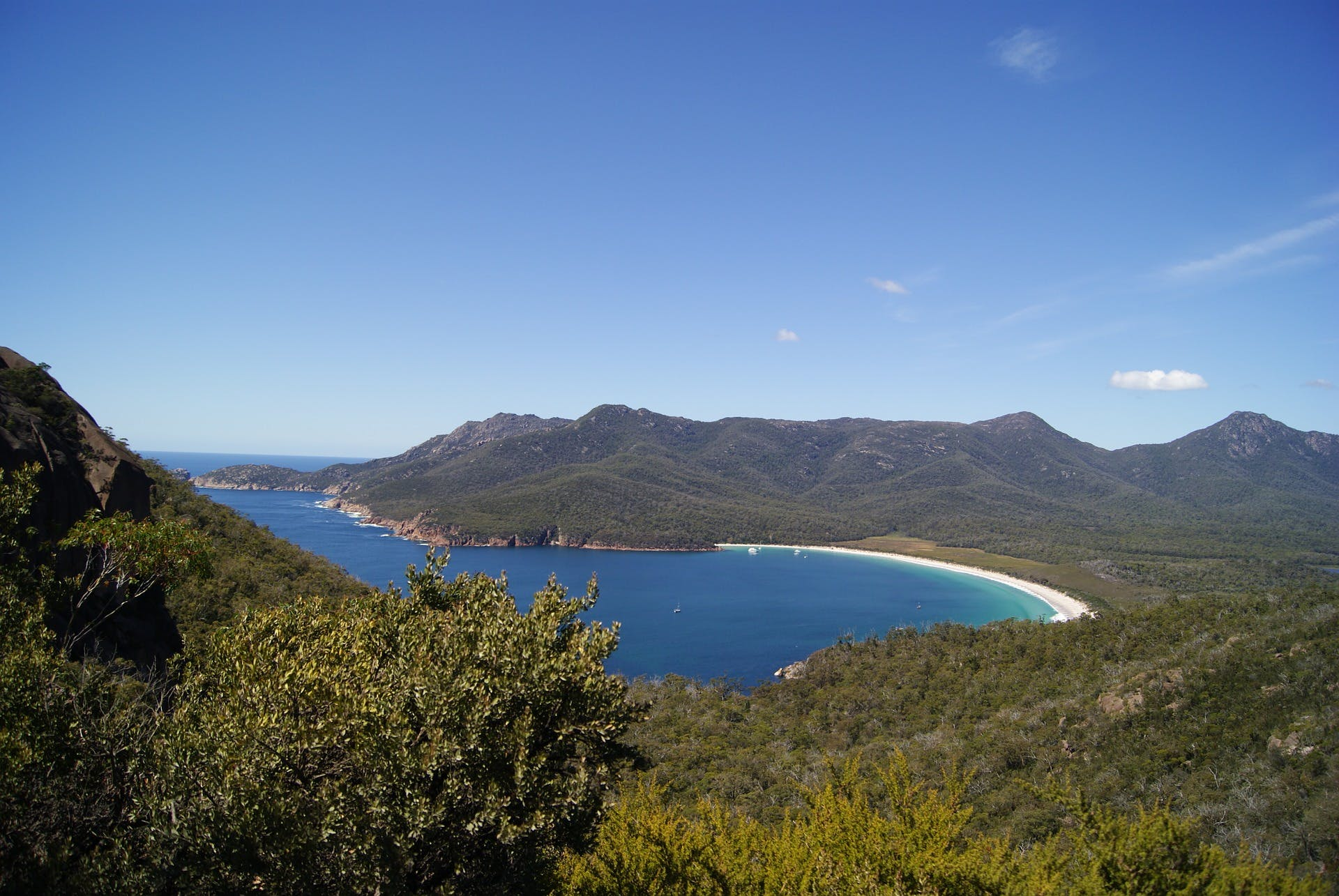 wineglass bay australia