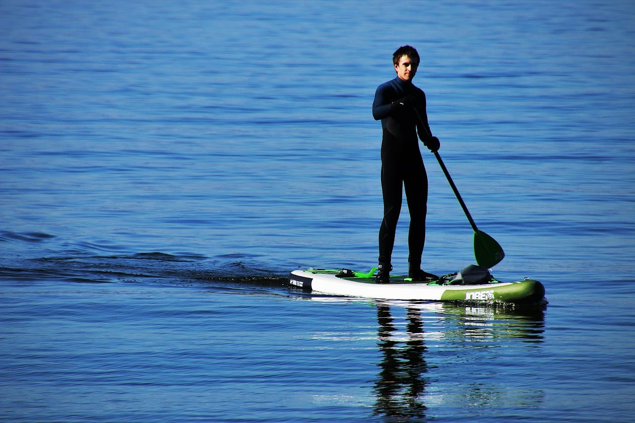 stand up paddle boarding in new zealand