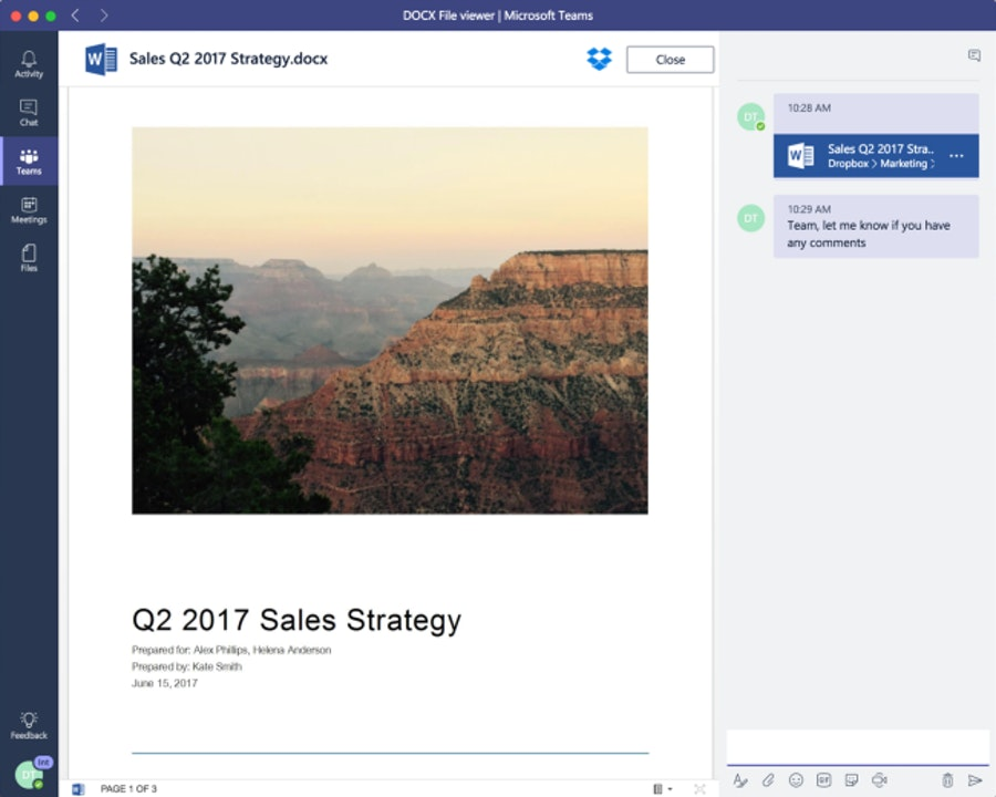 New integrations with Microsoft | Drop Everything