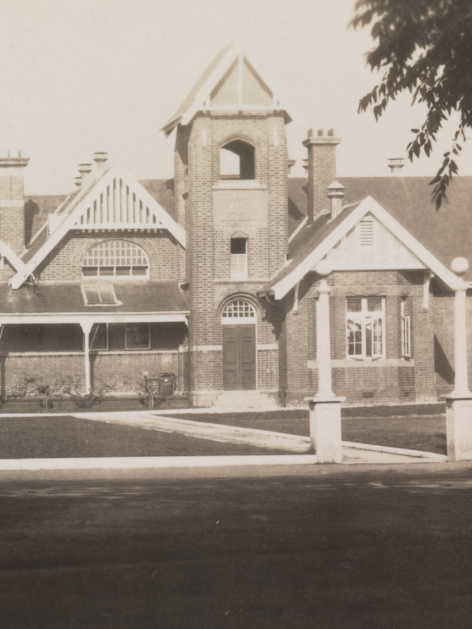 Box Hill Technical School for Girls and Women in 1924