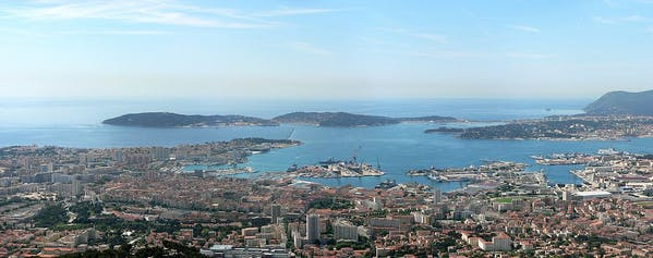 toulon panorama