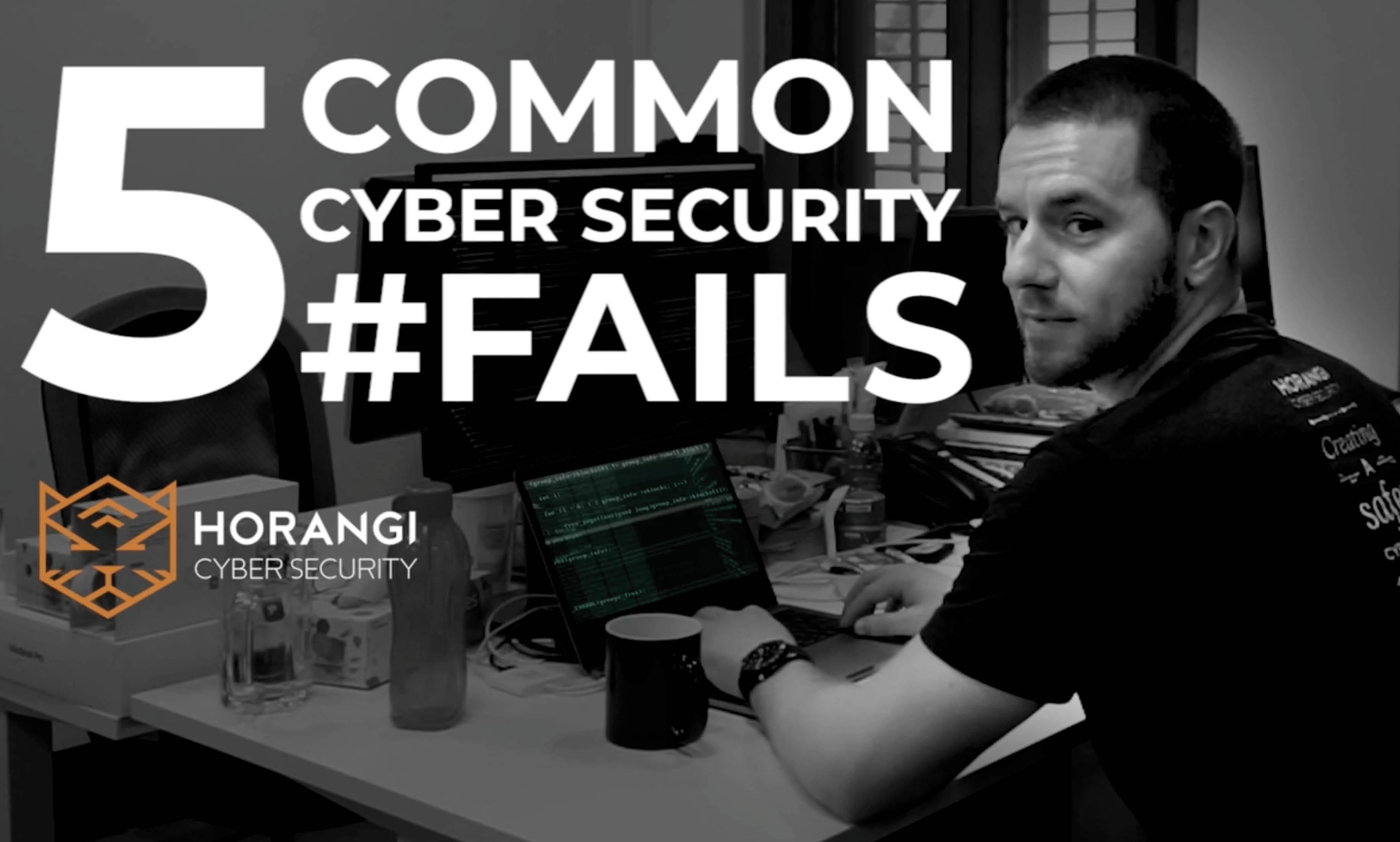 5 Common Data Security Fails (and how to avoid them).