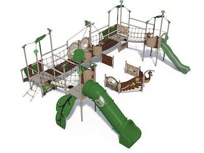 Lekplats och park – Lekställningar