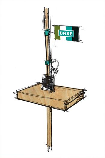 Base, concept, shop, sketch