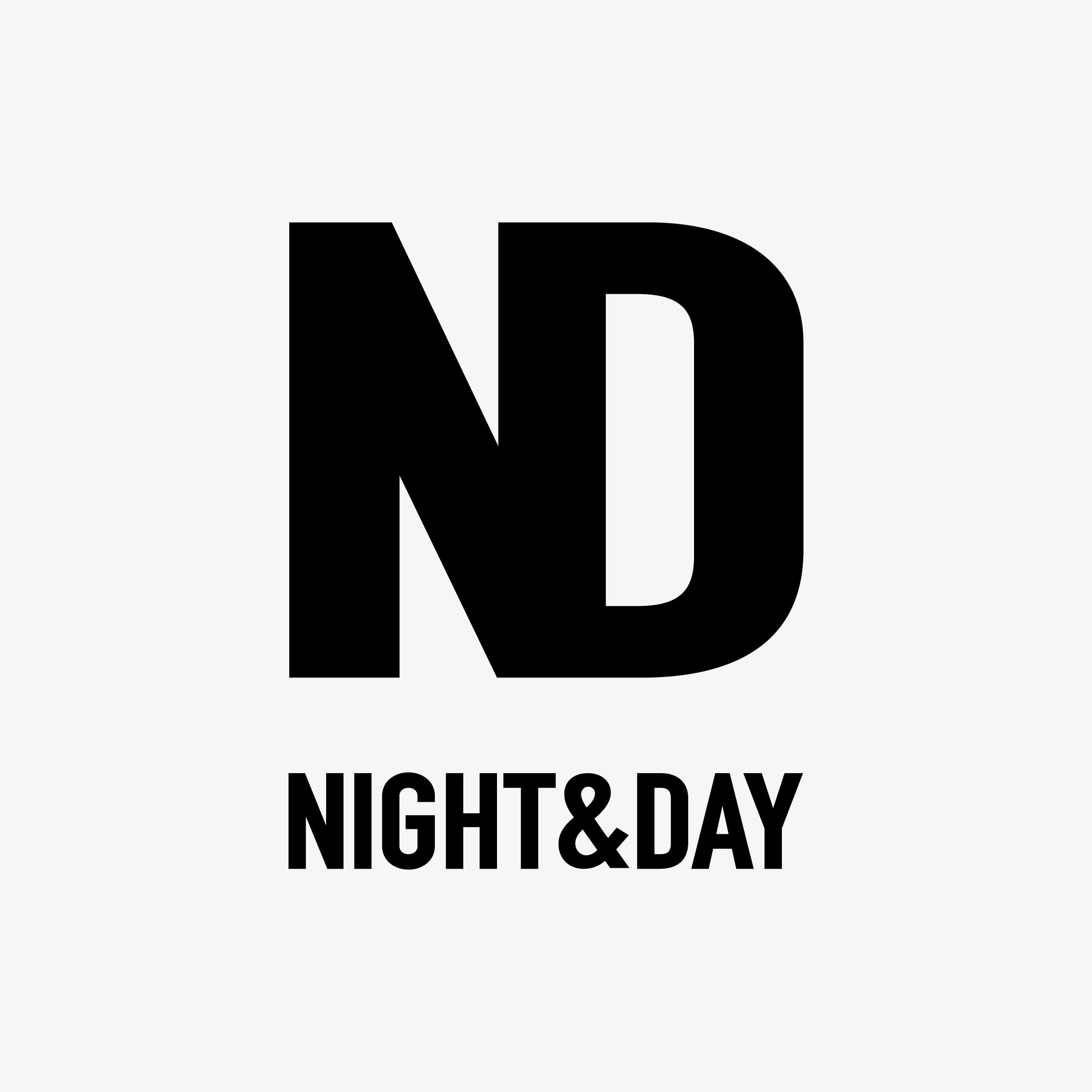 Night&Day, branding, store design, design