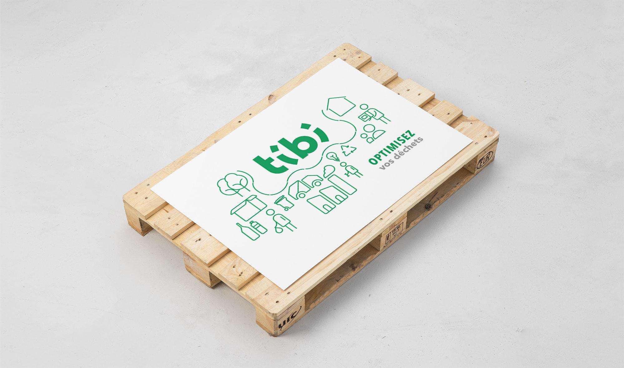 Tibi-Renewing recycling.