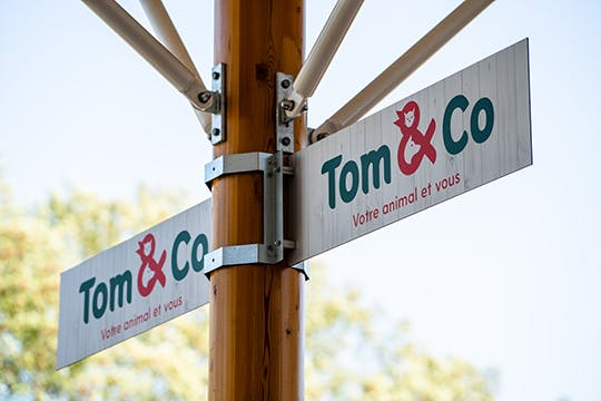 Tom & Co-We love pet lovers.
