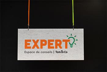 Tom&Co, branding, logo, design, store concept