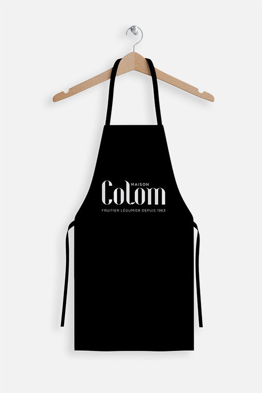 Maison Colom, logo