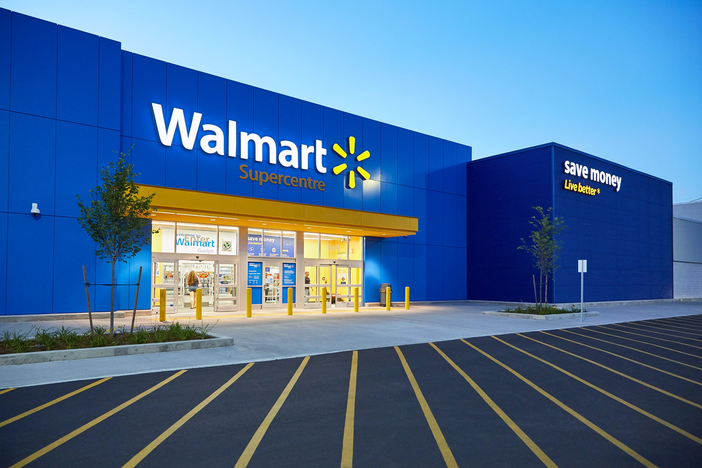 Walmart-The world's largest retailer looks at the smallest details.