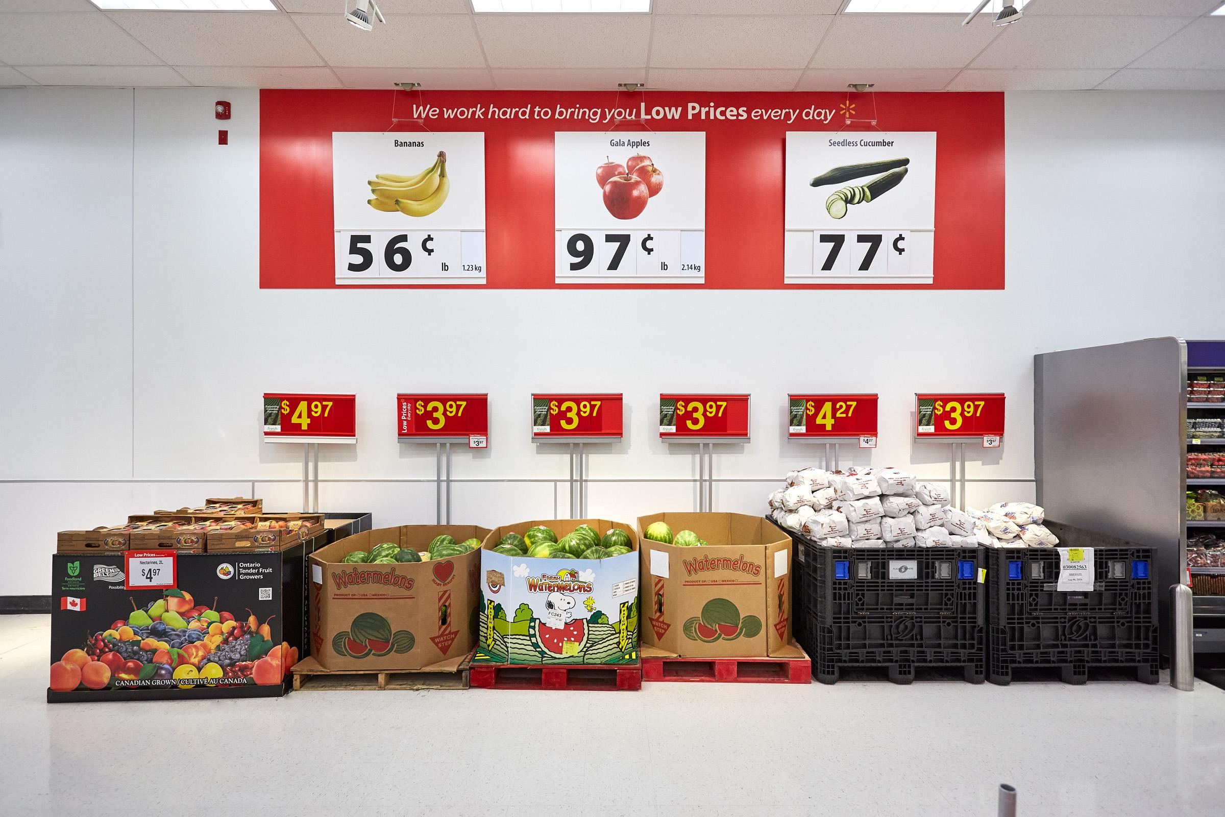 Walmart, Minale Design Strategy