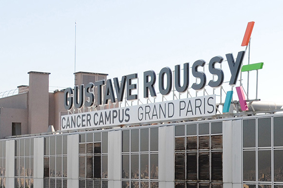 Gustave Roussy-Conquering cancer.