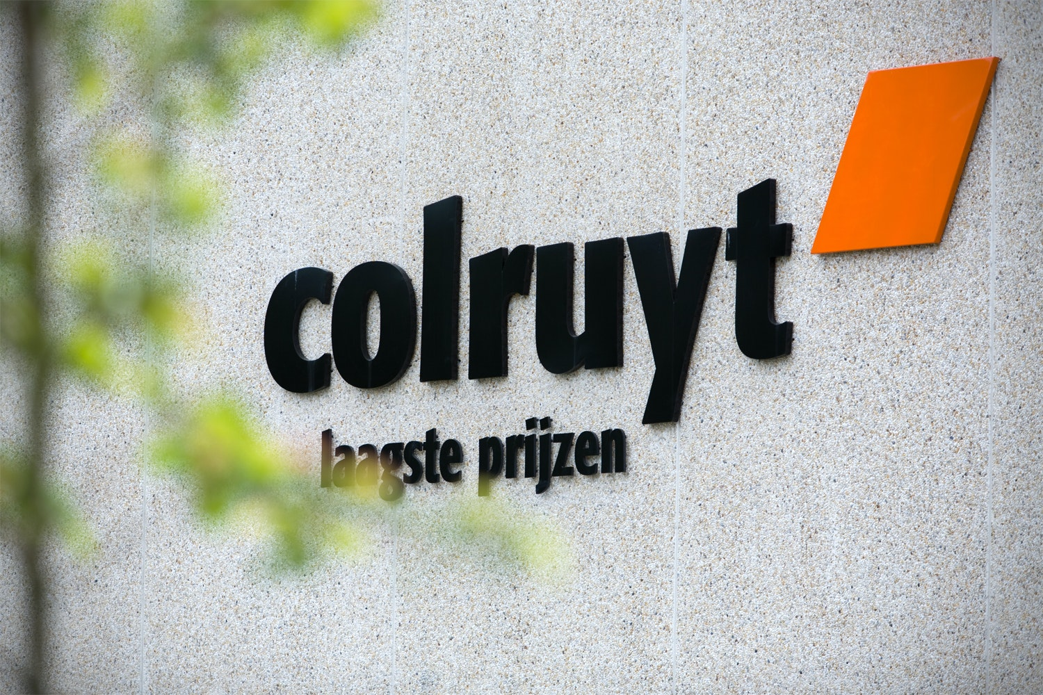 Colruyt-The Belgians' favourite brand, year after year.
