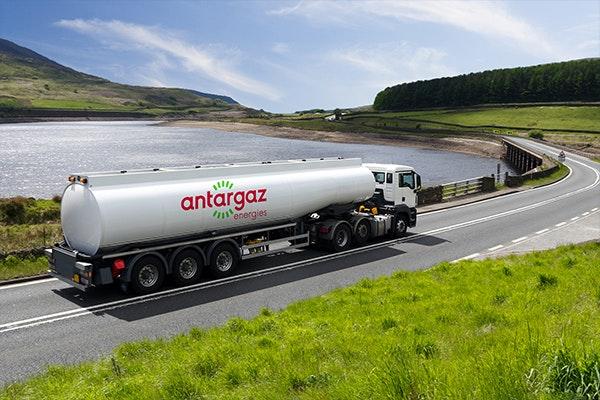 Antargaz-L'énergie d'un leader.