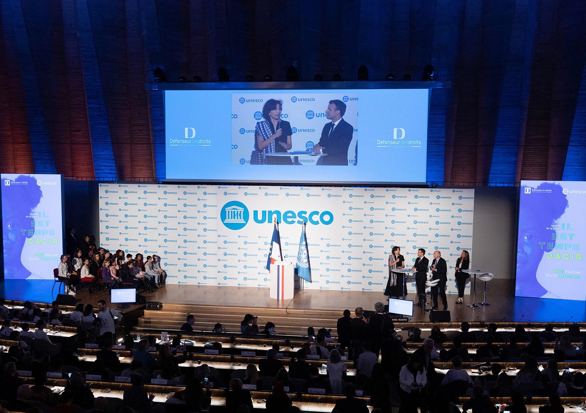 Unesco-R(e)generations: UNESCO reveal.