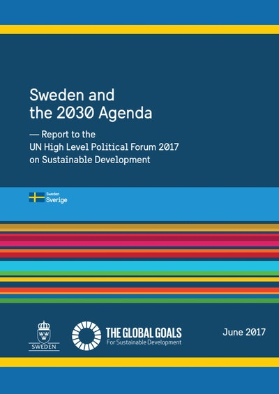 Sweden and the 2030 Agenda