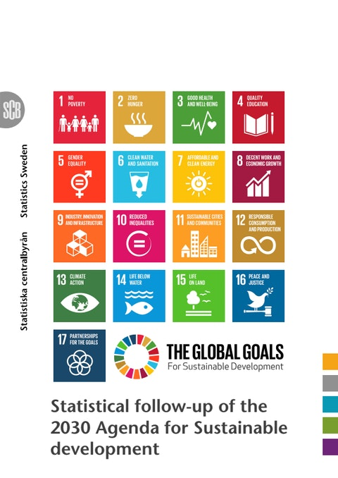 Statistical follow-up of the 2030 Agenda for Sustainable development