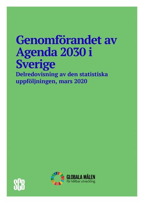 Genomförandet av Agenda 2030 i Sverige