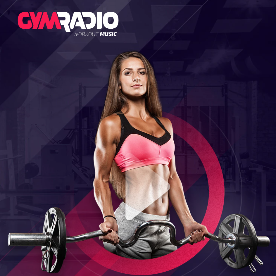 Workout music for Gyms, CrossFit and Fitness Studios | GYM Radio