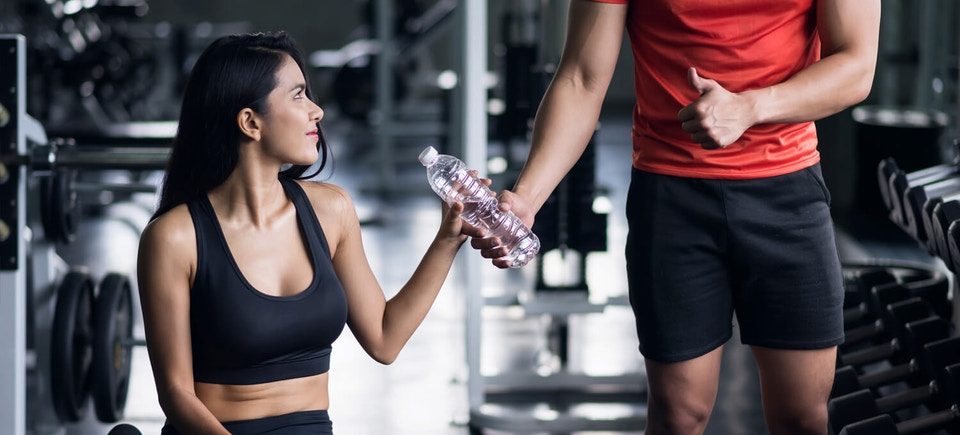 How to work with the client during his/her first visit to your fitness center