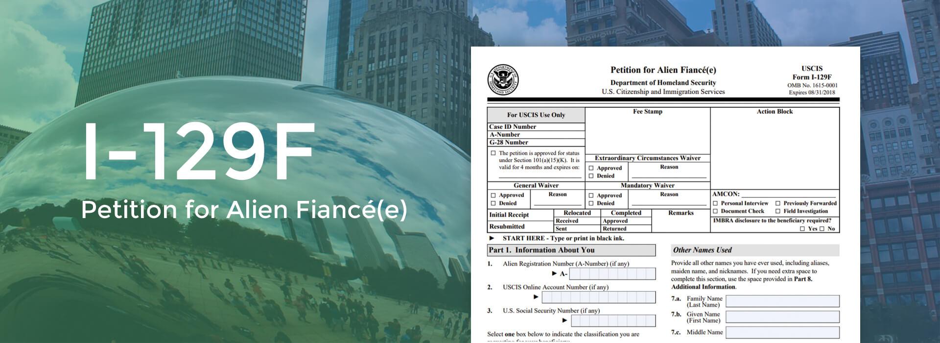 Form 129F Online