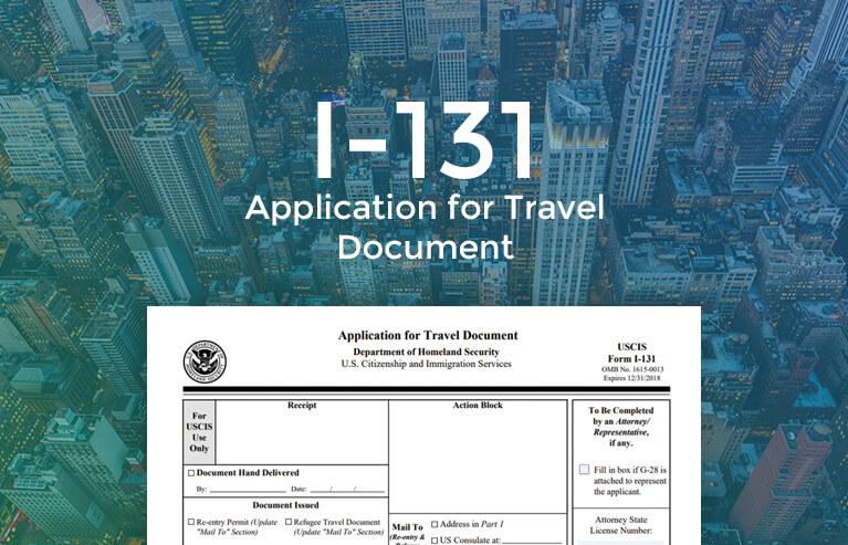 Form I 131 Online