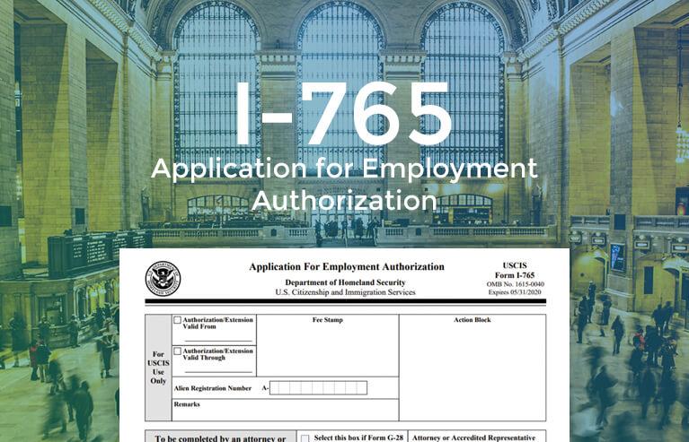 I 765 Form Online
