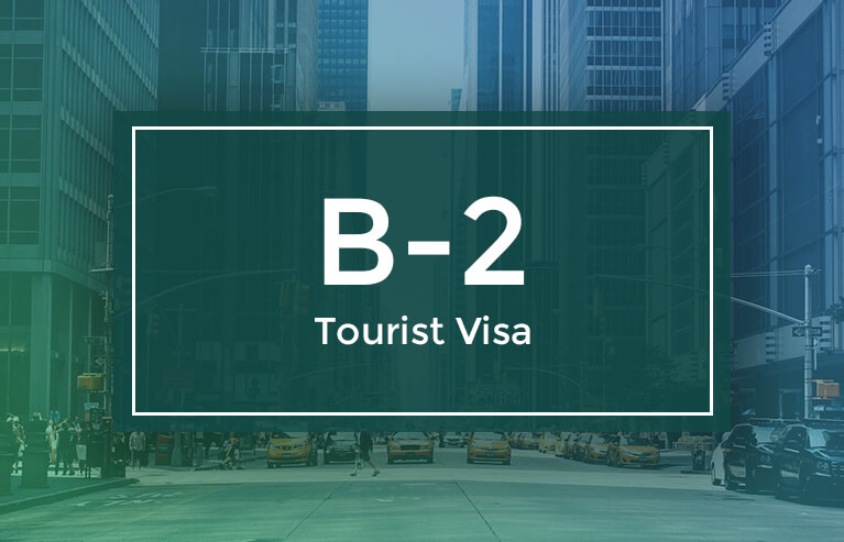 USA B-2 Tourist Visa