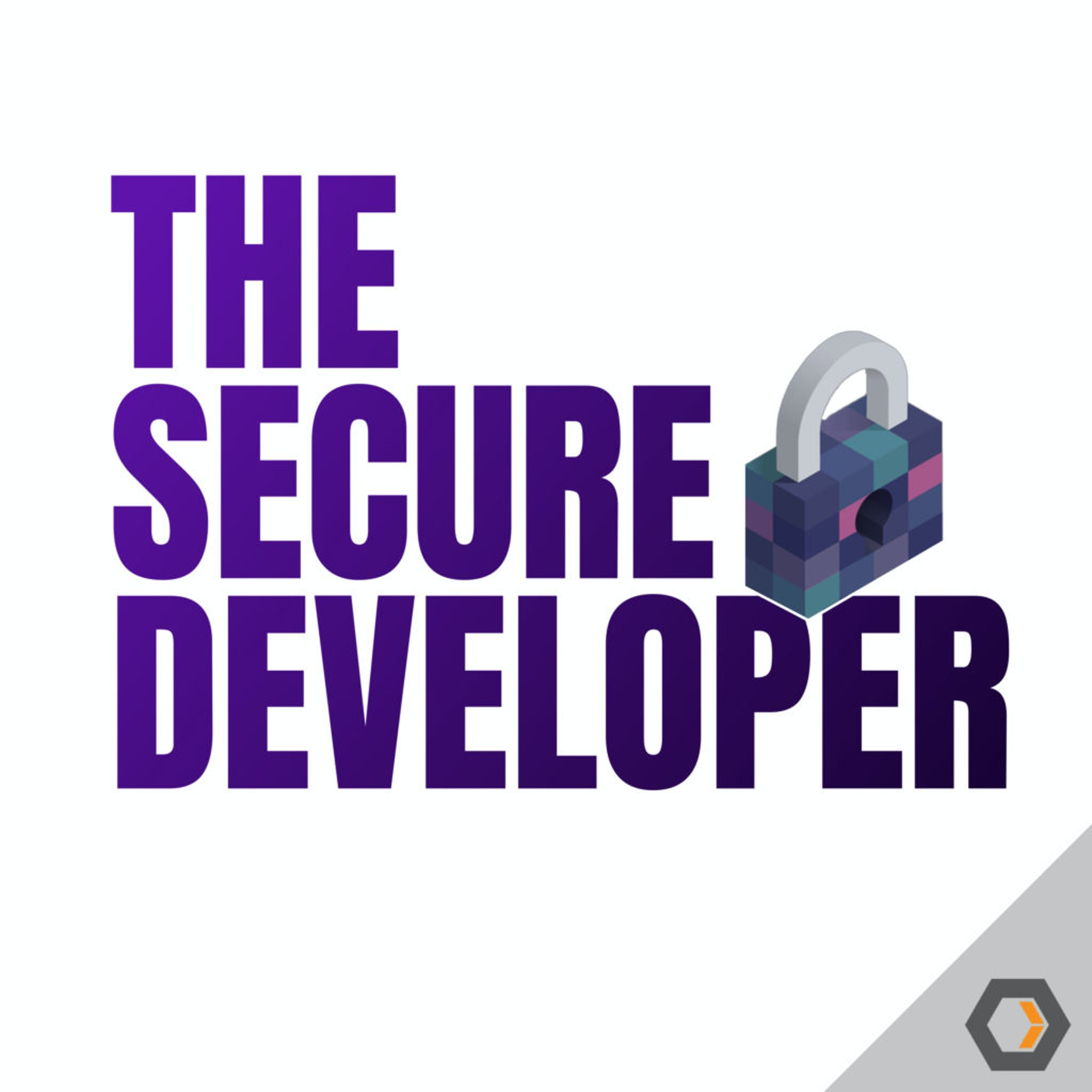 THE SECURE DEVELOPER logo