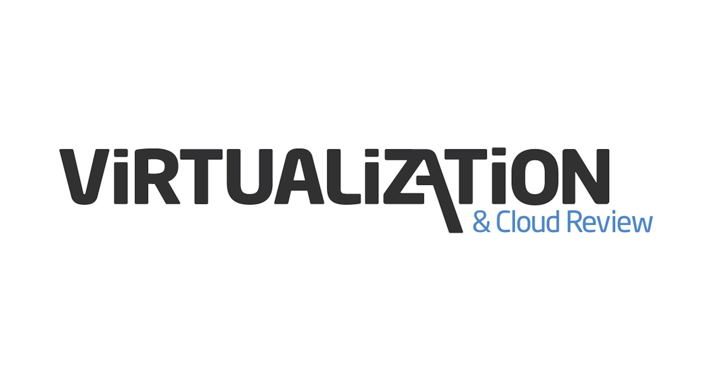Virtualization Review logo