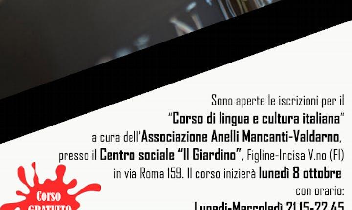 Corso di lingua e cultura italiana