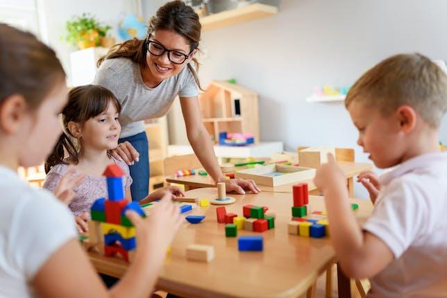 SOLO PER GIOCO - spazio gioco per bambini dell'Infanzia
