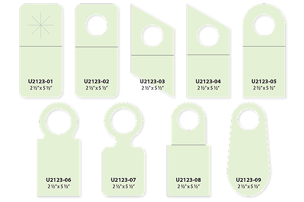 Bottle Neckers Plastic Sizes and Shapes