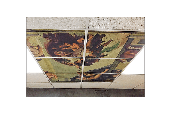 Ceiling Tile Product Sample (2)