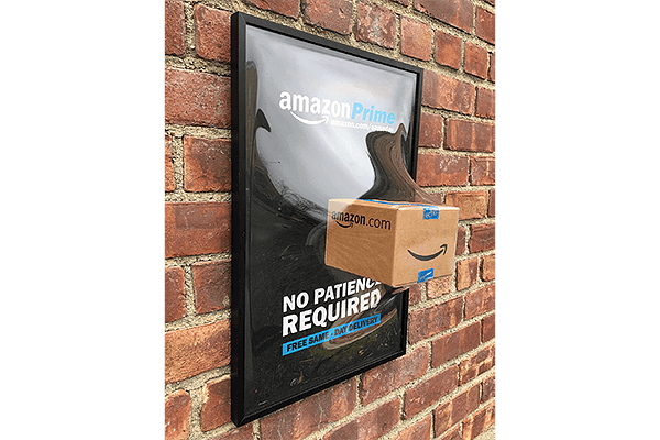 Popout Amazon Product Sample